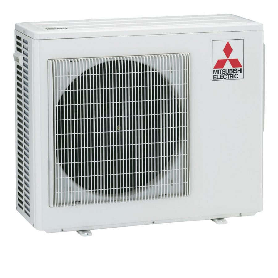 Three Port 5.4kW Outdoor Heat Pump