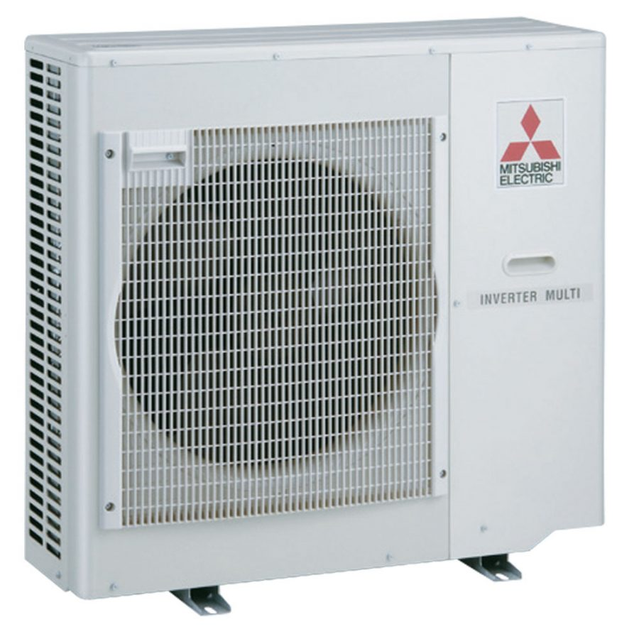Four Port 8.0kW Outdoor Heat Pump