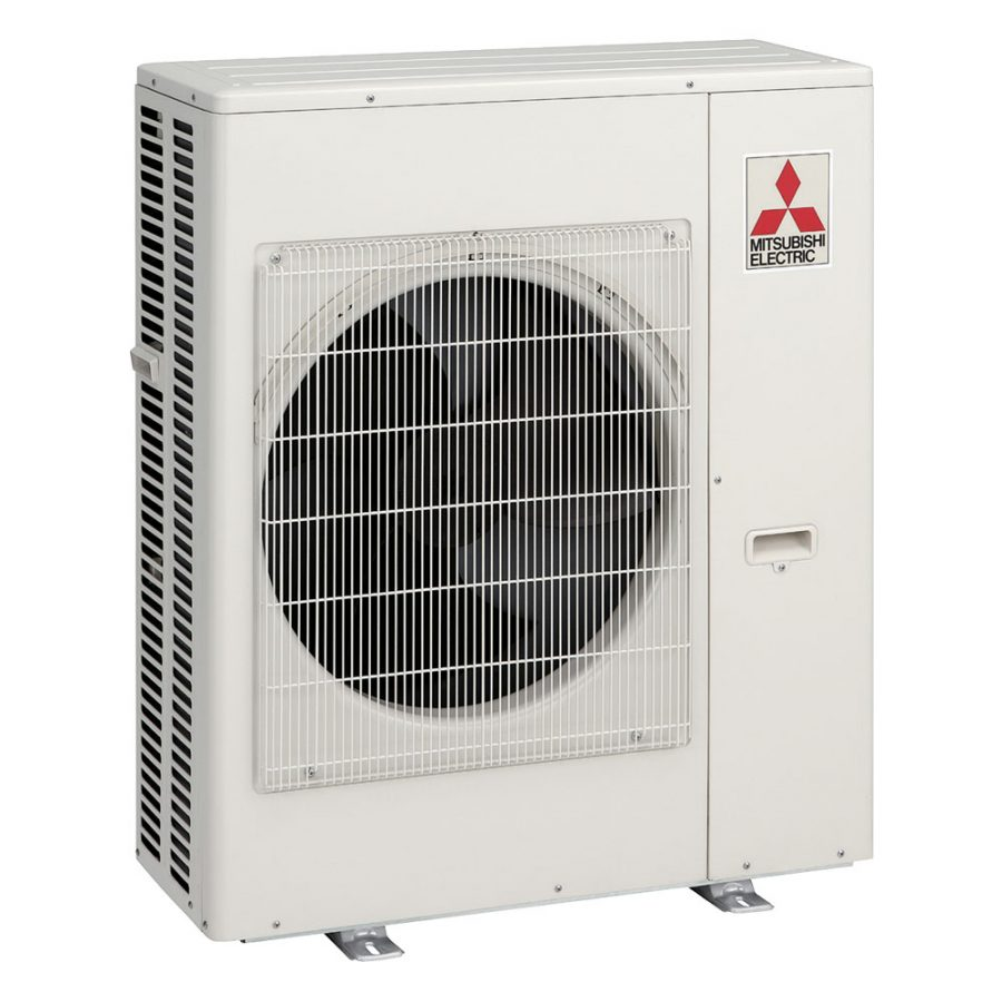 Six Port 12kW Outdoor Heat Pump