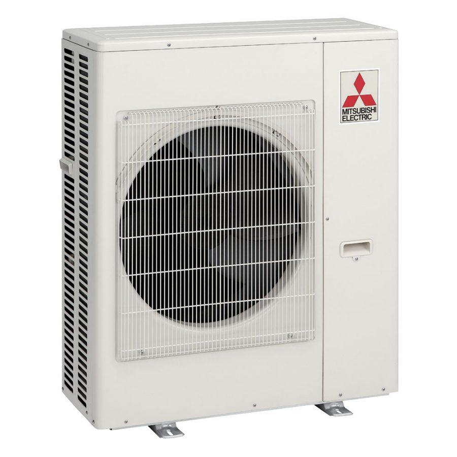Six Port 12kW Outdoor Heat Pump