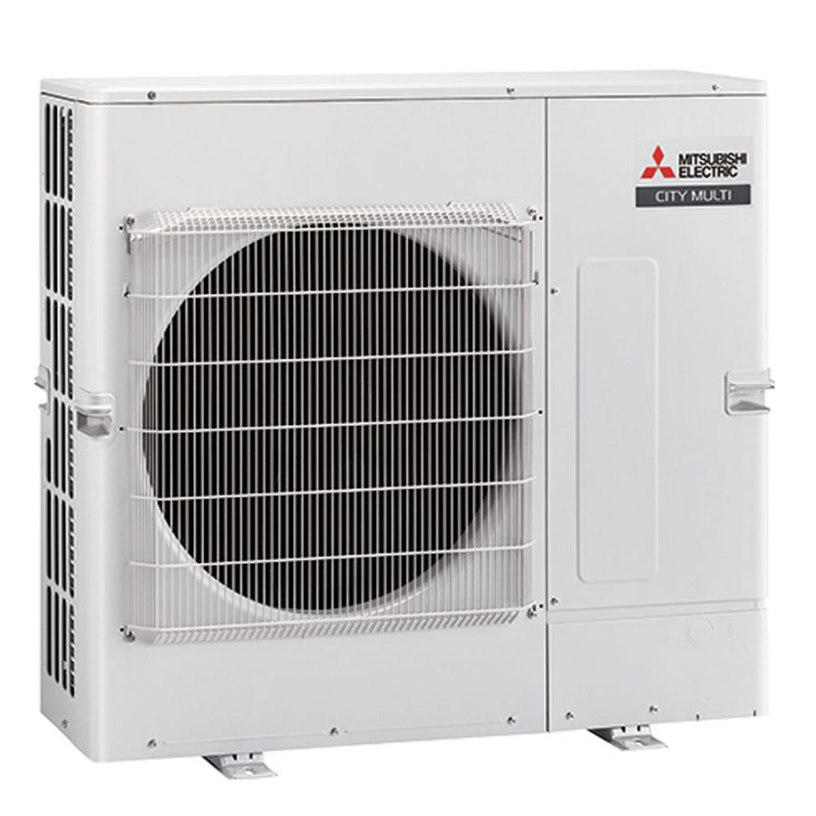 Eight Port 12.5kW Outdoor Heat Pump